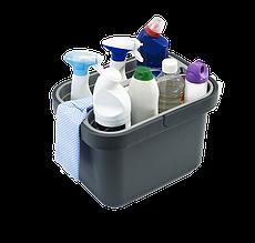 Профессиональные чистящие и моющие средства