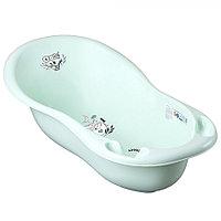 Детская ванночка Tega Baby Lis Лисенок со сливом 86см