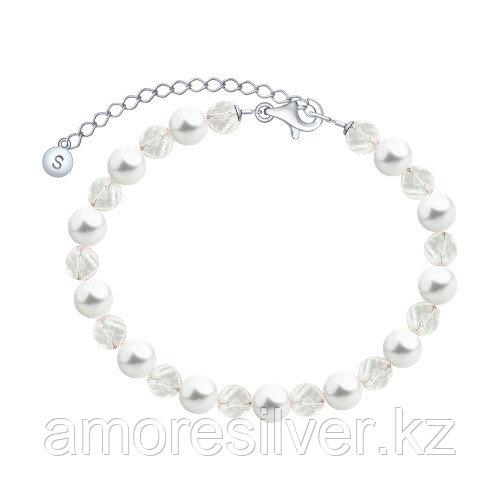 Браслет SOKOLOV серебро с родием 8510500096