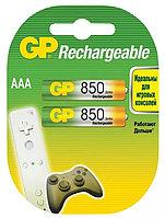 Аккумуляторная батарейка GP AAA 850mAh