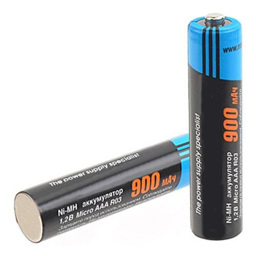 Аккумулятор ААА ROBITON ( R03) 900 mA 1.2V Ni Mh ( Цена за 1 шт )