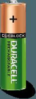 Аккумулятор Duracell Turbo HR6 (AA) 2500 mAh