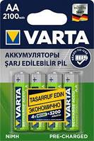 Аккумулятор VARTA AA 2100 mAh