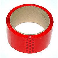 Упаковочная лента красная 48х36м 45мк.