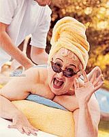 Экспресс-комплекс Weekend: баня+пилинг+массаж  (1,5 часа)