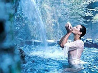 Ультра-увлажняющий банный ритуал с глубоким пилингом и кремовым массажем  (1,5-2 часа)