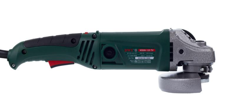 Углошлифовальная машина DWT WS 08-125 TV