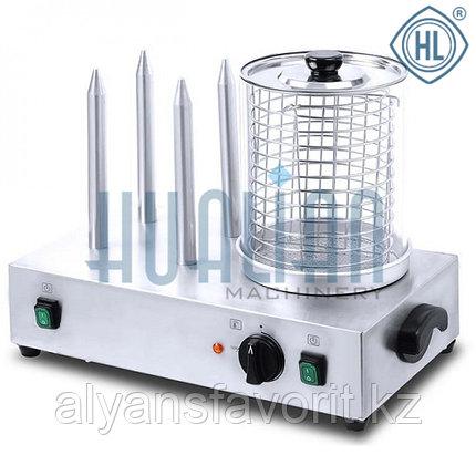 Аппарат для приготовления хот-догов HHD-04, фото 2