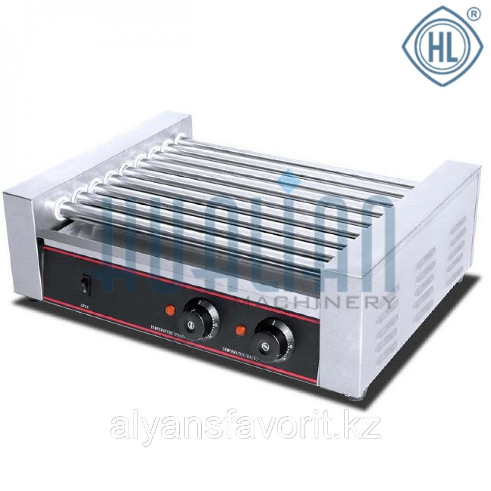 Роликовый гриль для хот-догов HHD-09