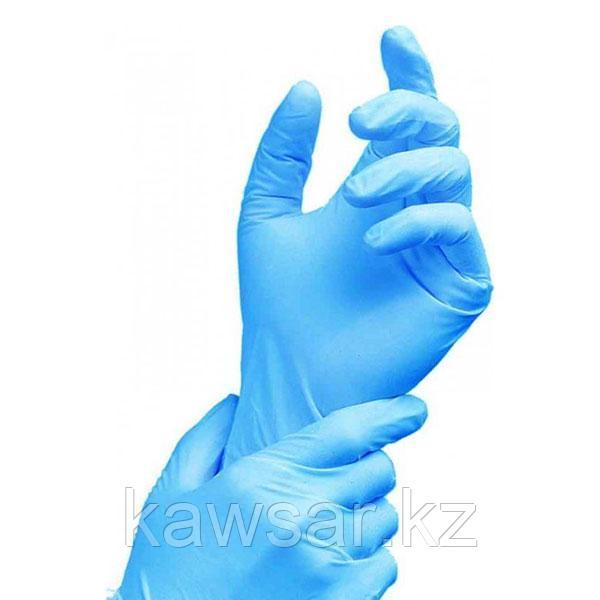 Перчатки BLOSSOM медицинские нитриловые 50пар/упаковка - фото 1