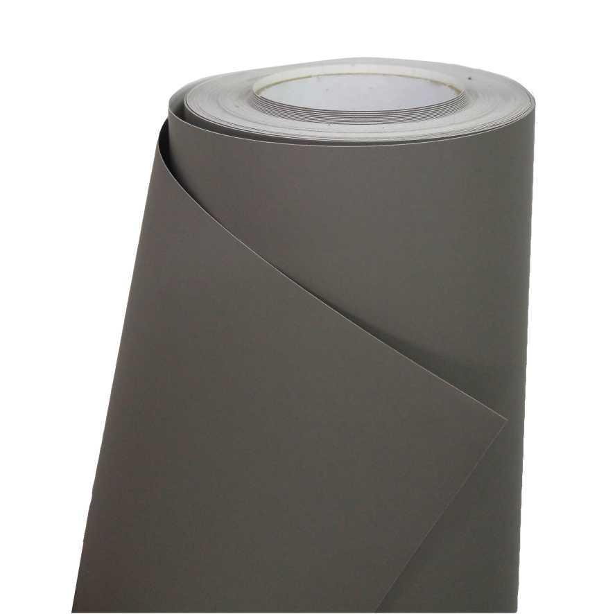 Пленка (декоративная) 1,22м х 30м 9401 - Софт тач серый метр