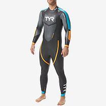 Гидрокостюм TYR Wetsuit Male Hurricane Cat 2