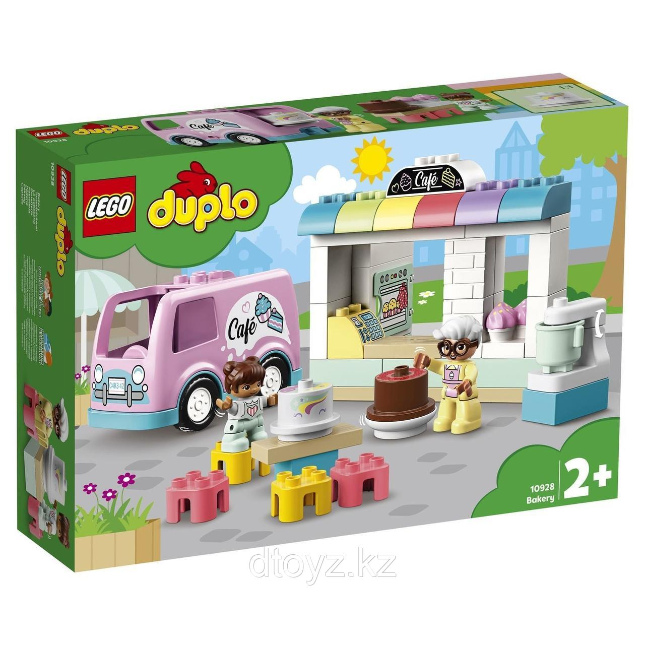 LEGO Duplo Princess Town 10928 Пекарня