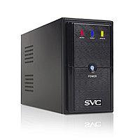 Источник бесперебойного питания SVC V-600-L, Мощность 600ВА/360Вт, фото 1