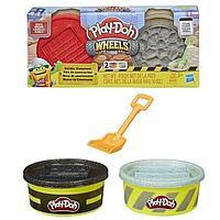 Hasbro Play-Doh Плей-До Набор специальной массы Плей-До Wheels