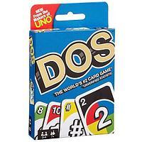 Mattel Games УНО Карточная игра DOS