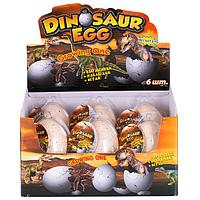 Growing One Игрушка яйцо с динозавром, растущим в воде, большое (в ассортименте), фото 1