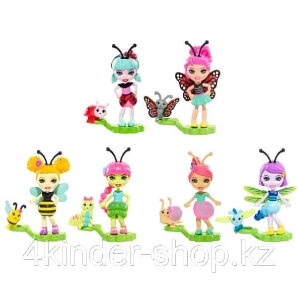 Mattel Enchantimals Друзья букашки (в ассортименте) - фото 1