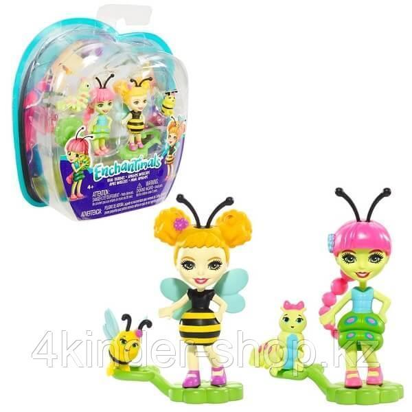 Mattel Enchantimals Друзья букашки (в ассортименте) - фото 2