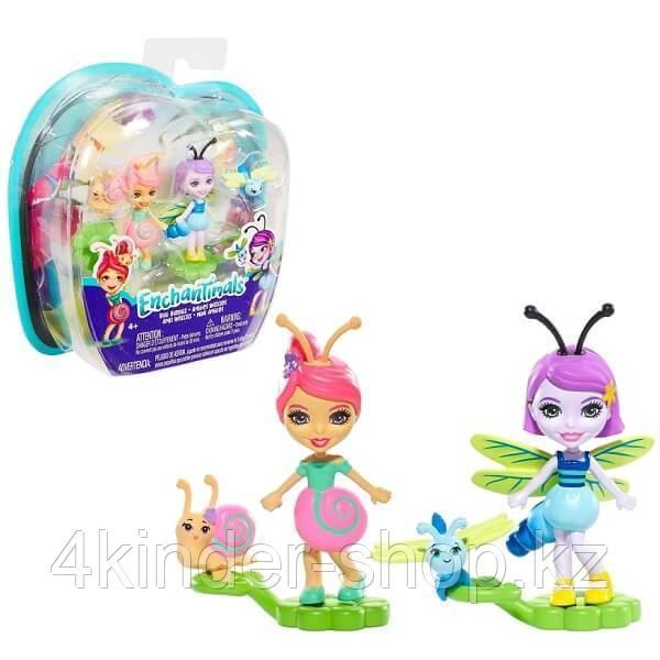 Mattel Enchantimals Друзья букашки (в ассортименте) - фото 3
