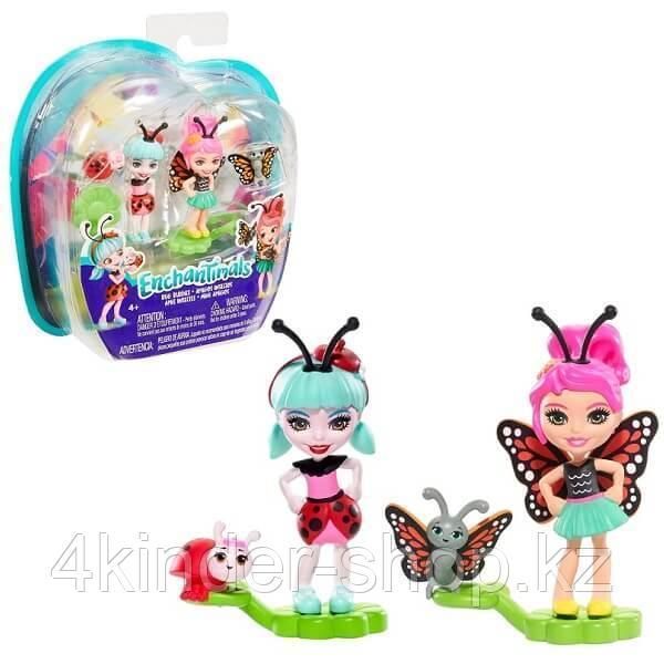 Mattel Enchantimals Друзья букашки (в ассортименте) - фото 4