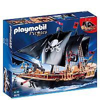 Конструктор Playmobil Пираты: Пиратский Боевой Корабль 6678pm