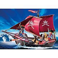 Конструктор Playmobil Пираты: Солдатский патрульный корабль, фото 1