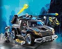 Конструктор Playmobil Пикап доктора Дрона 9254pm, фото 1