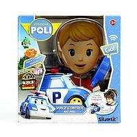 Машинка Поли на голосовом управлении Robocar Poli, фото 1