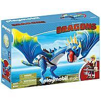 Конструктор Playmobil Драконы: Астрид и Громгильда 9247pm