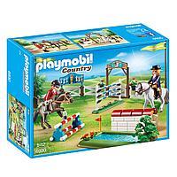 Конструктор Playmobil Конный клуб: Лошадиное шоу, фото 1
