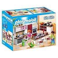 Конструктор Playmobil Кукольный дом: Кухня, фото 1