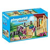 Конструктор Playmobil Конный клуб: Конюшня с арабскими скакунами, фото 1