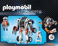 Конструктор Playmobil Робот агента T.E.C. c функцией трансформера, фото 1