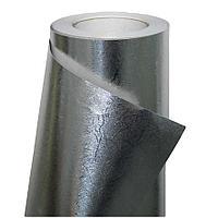 Пленка (декоративная) 1,22м х 30м TM79SM - Серебро декор (изморозь) метр