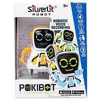 Робот Покибот желтый квадратный 88529-12