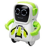 Робот Покибот белый с зеленым 88529-11