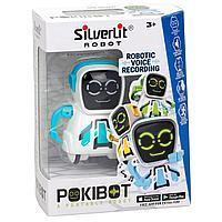 Робот Покибот белый с синим, фото 1