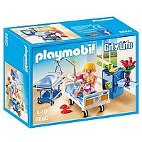 Конструктор Playmobil Детская клиника: Комната матери и ребенка, фото 1