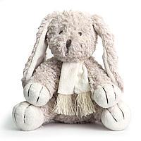 Зайка Ушастик, 18 см Gulliver мягкая игрушка