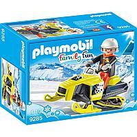 Зимние виды спорта: Сноумобиль, фото 1