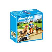 Конструктор Playmobil Отель для животных:Тренер собак, фото 1