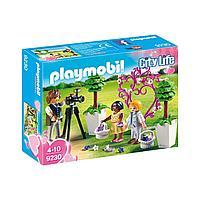 Конструктор Playmobil Фотограф и дети с цветами, фото 1