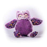 Совушка фиолетовая, 18 см Gulliver мягкая игрушка, фото 1