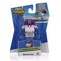 Мини-трансформер Super Wings Зоуи Супер крылья EU730023, фото 1