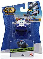 Мини-трансформер Super Wings Ким Супер крылья EU730033