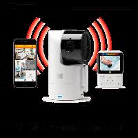 Цифровая интеллектуальная Wi-Fi видео няня  Kodak CHERISH C225