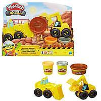E4294 Hasbro Play-Doh  Плей-До Экскаватор, фото 1