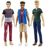 Кукла Barbie Кен из серии Игра с модой в ассортименте, фото 1
