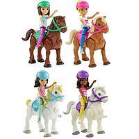Mattel Barbie  Барби В движении Пони и кукла (в ассортименте)